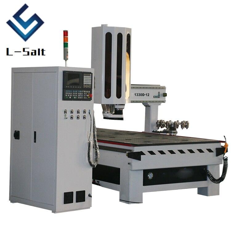 Máquina cnc Atc cnc router diseño de madera que hace la máquina de pintura de muebles de madera