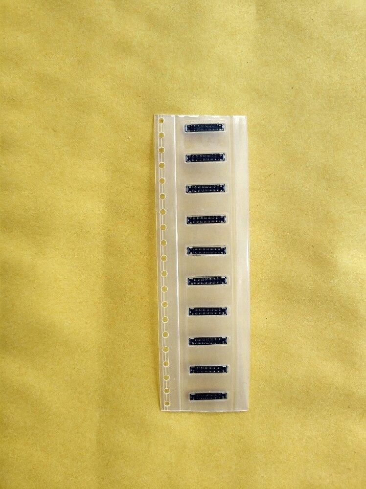5 unids/lote para iphone 8 8 p i8 + j3200 j6400 j3500 j3900 j4000 j4300 j5800 j5700 j4200 placa base placa lógica conector fpc