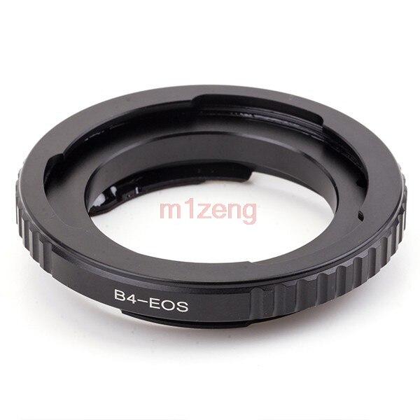 """B4 2/3 """"lente FUJINON a canon cuerpo anillo adaptador para 5d3 5d4 6d 7d 60d 80d 100d 550d 600d 650d 750d 760d 1100d Cámara"""
