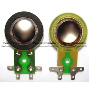 2pcs Diaphragm Horn Tweeter for EDEN E2700, , 8 ohm, Titanium