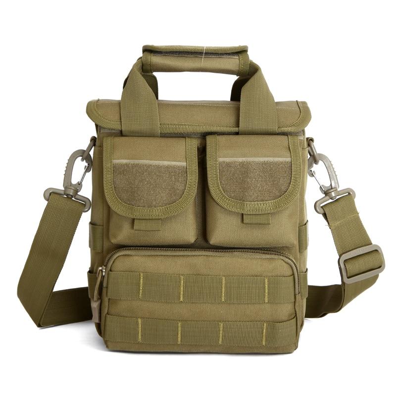Facecozy Мужская Сумка для кемпинга и пешего туризма на одно плечо 600D нейлоновые тактические Удобные сумки