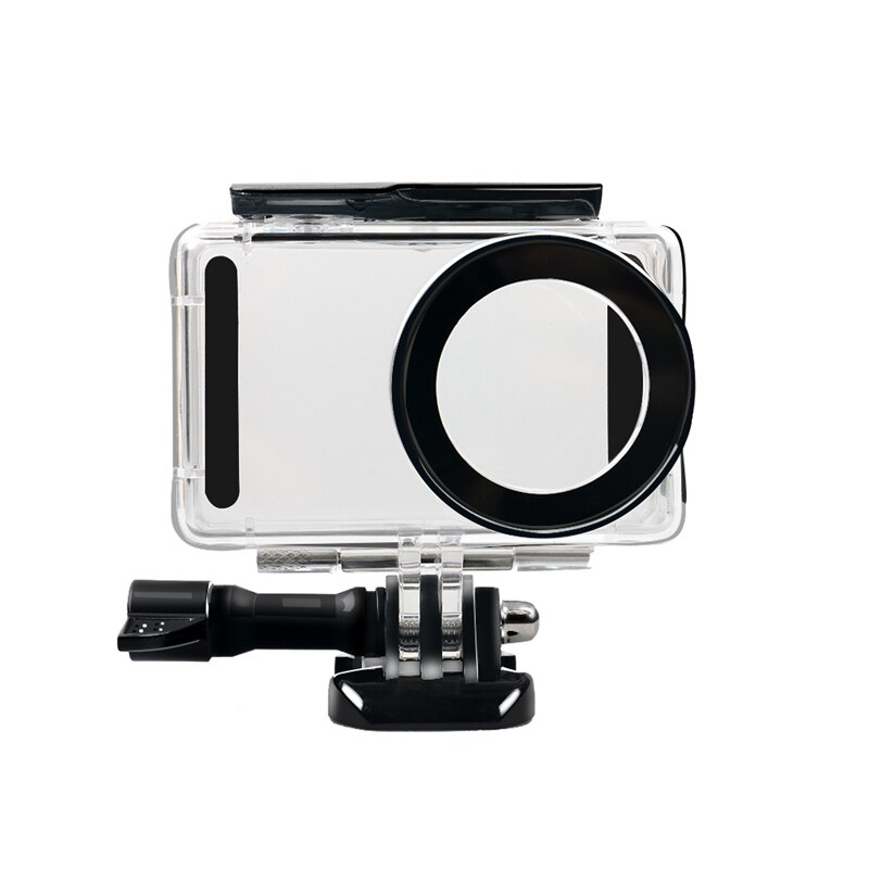 For Xiaomi Mijia 4K Mini Action Camera 45M Waterproof Diving Housing Case kit