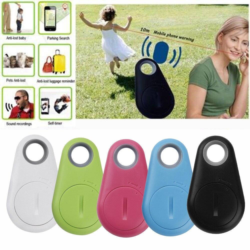 Localizador de rastreador Bluetooth dispositivo antirrobo alarma Bluetooth rastreador GPS remoto bolsa de Mascota para niños buscador de llaves caja de teléfono #20