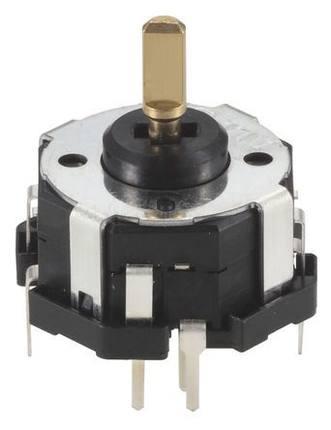 2 шт./лот, оригинальный кулисный переключатель FORALPS, 4-сторонние переключатели типа stick, кодеры RKJXT1F42001