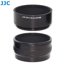 JJC TC-DC58D Teleconverter Conversion Lens Adapter Ring Tubes for Canon Powershot G10/G11 Digital Camera (RN-2)