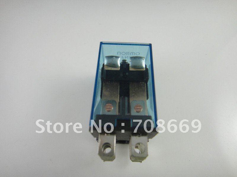 10PCS 24V DC Coil Power Relay DPDT LY2NJ HH62P-L JQX-13F