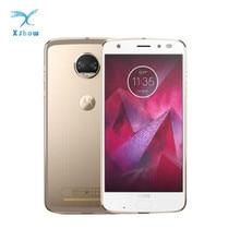 "Motorola MOTO Z2 Kraft Handy XT1789-05 4GB 64GB 5.5 ""Snapdragon835 12MP hinten kamera Android 8,0 NFC Fingerprint smartphone"