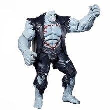 "6""DC Comics Multiverse Toy Batman Arkham City Solomon Grundy Action Figure Toy Doll Brinquedos Figurals Collection Model Gift"