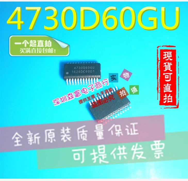 10 шт./лот SI4730-D60-GUR SI4730-D60-GU SI4730D60GU 4730D60GU SSOP-24 в наличии