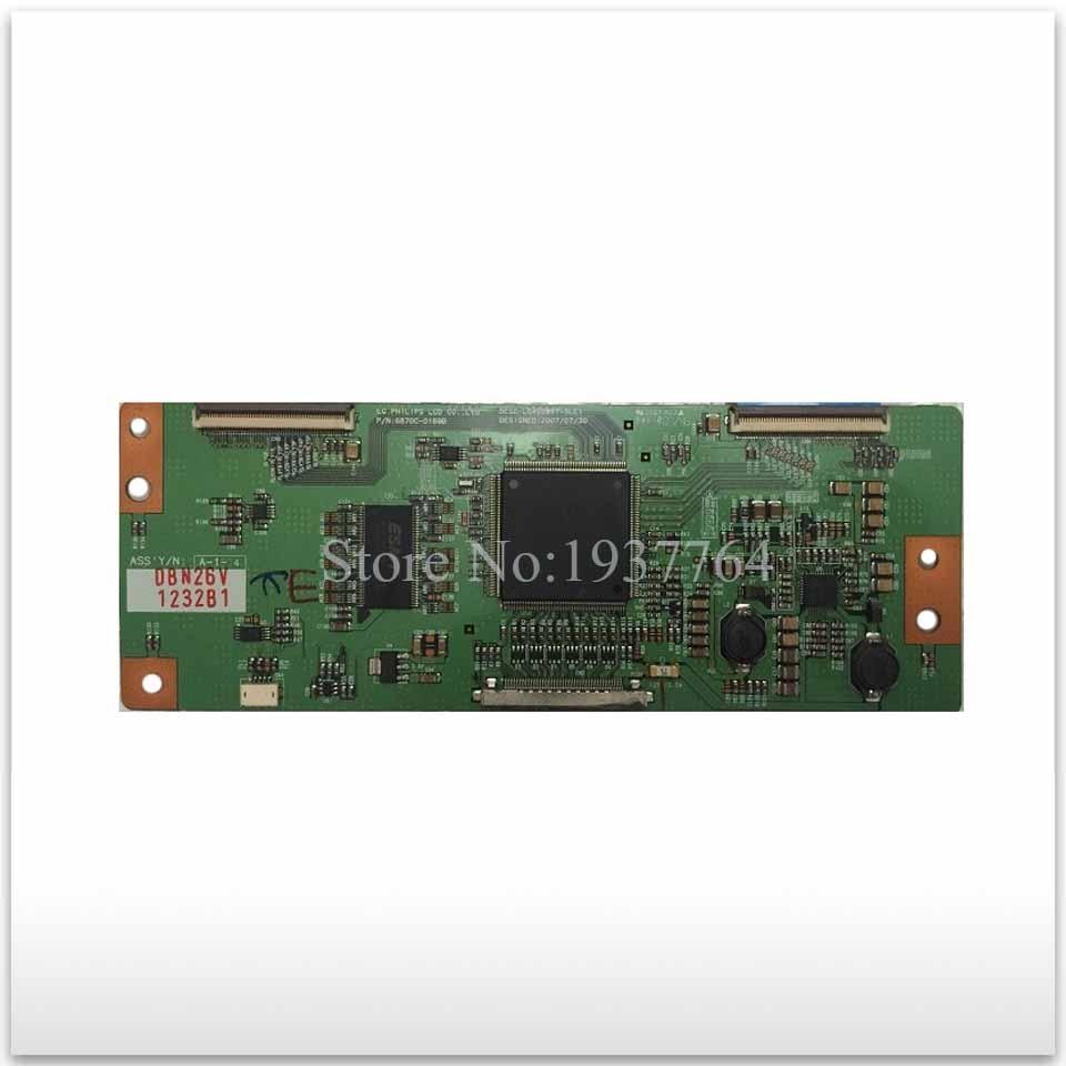 98% nuevo buen trabajo de alta calidad para la pantalla de LC420WX7-SLE1 de placa 6870C-0169B t-con pieza de placa lógica