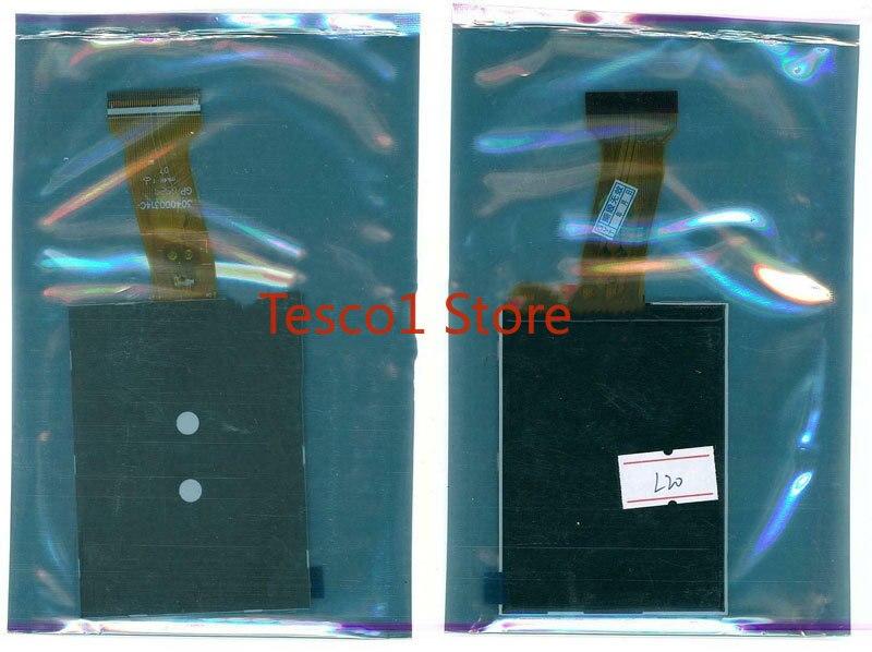 ¡Envío Gratis! Nueva pantalla LCD con luz de fondo para Nikon Coolpix L20 pieza de repuesto de pantalla