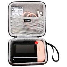 LTGEM EVA Hard Case for Polaroid POP 3x4 Instant Print Digital Camera - Travel Protective Carrying S