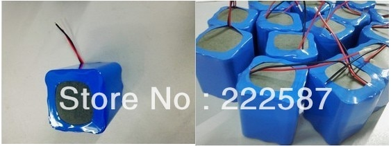 12V 6Ah Elektrische sprayer power sprayuer akku mit BMS