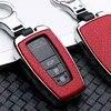 Support en alliage de Zinc pour clé de voiture pour Toyota Camry CHR Prado Avalon Prius Corolla RAV4 2/3/4 boutons accessoires