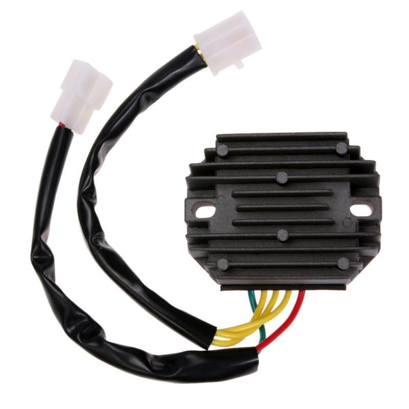 Rectificador regulador de voltaje de motocicleta rectificador de onda completa para Suzuki GSXR400 GK76A GS500 GS500E 89-00 DR650S nuevo