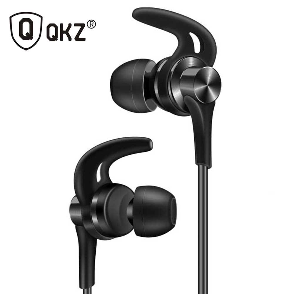 QKZ DT1 Earphone Interactive In-Ear Earphones With Microphone Mobile Music Enthusiast Q Value Headset Ear Bass fone de ouvido