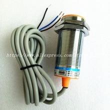 Индуктивный датчик приближения M30, 6-36VDC 3 провода, NPN PNP NO NC 300mA Sn-10mm/BX AX BY AY, 2 шт.