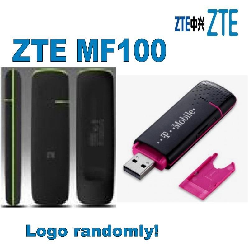 Unlocked ZTE MF100 3G 3.6M USB dongle wireless Modem