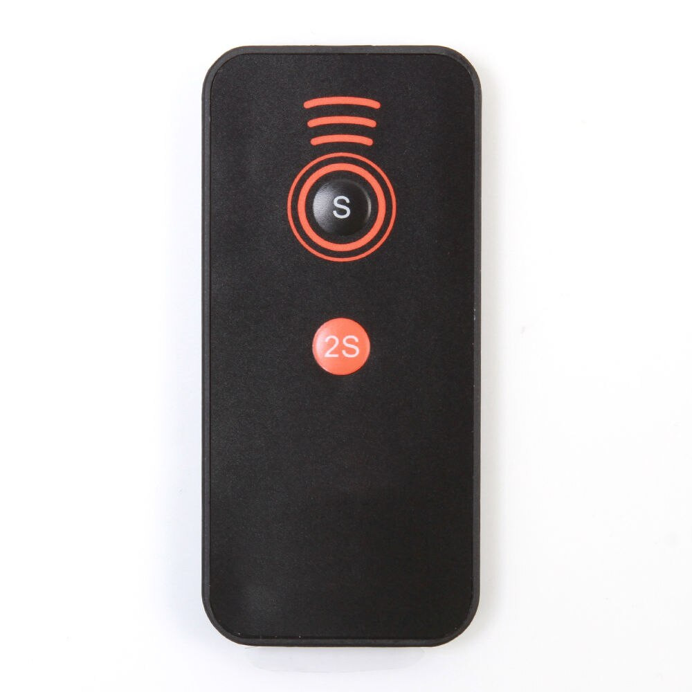 Infrarrojo IR Disparador remoto Control para sony Alpha A7 A7II A7R A7S...