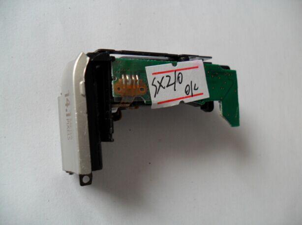 Flashboard Canon SX210 flash placa Reparación de cámara parte de segunda mano