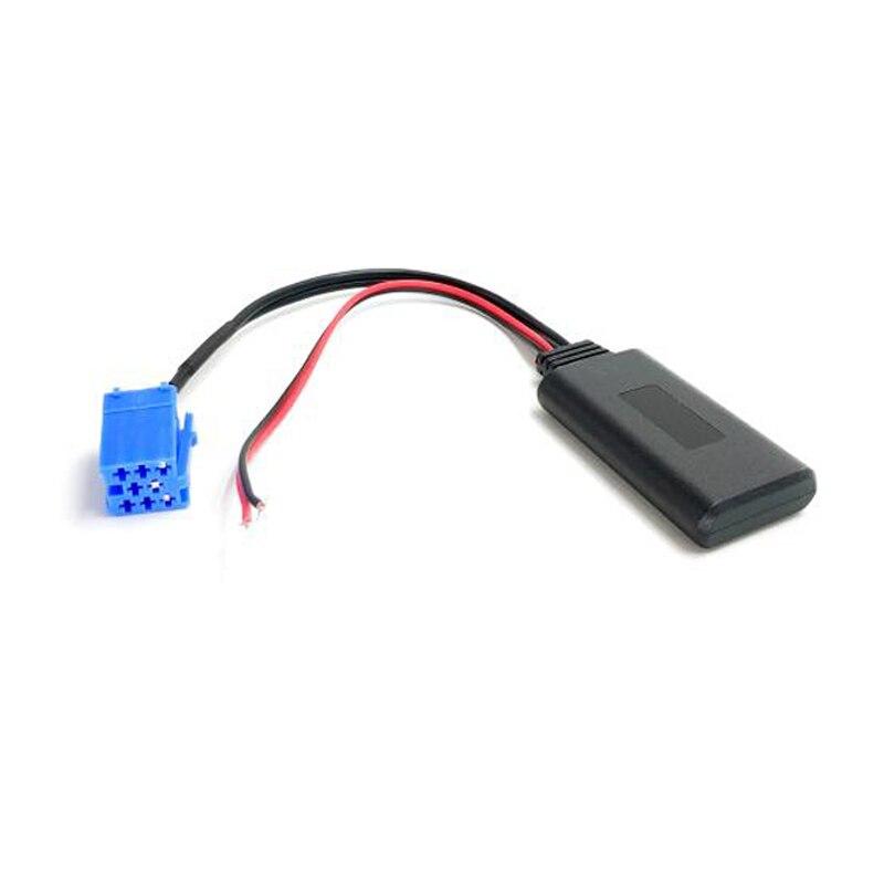Автомобильный Радио Bluetooth аудио адаптер Biurlink, 8-контактный интерфейс для Volkswagen Gamma 5 MFD T4 Sharan Lupo Polo 6N2 9N