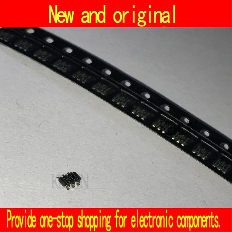 Original de 20 unids/lote TLV2370IDB TLV2370 SOT23-6 TLV2370IDBVR nuevo chip IC