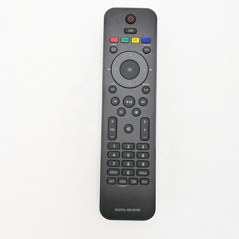 original remote control  for philips digital receiver DSR5020/19 DTR230 DTR220 DSR9005 DSR8021  DSR7131/24  DSR7021