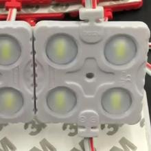 LED Module Strip 5730 4LEDs Waterproof DC12V for Outdoor Advertising Luminous Signs Lightbox DIY LED Module String
