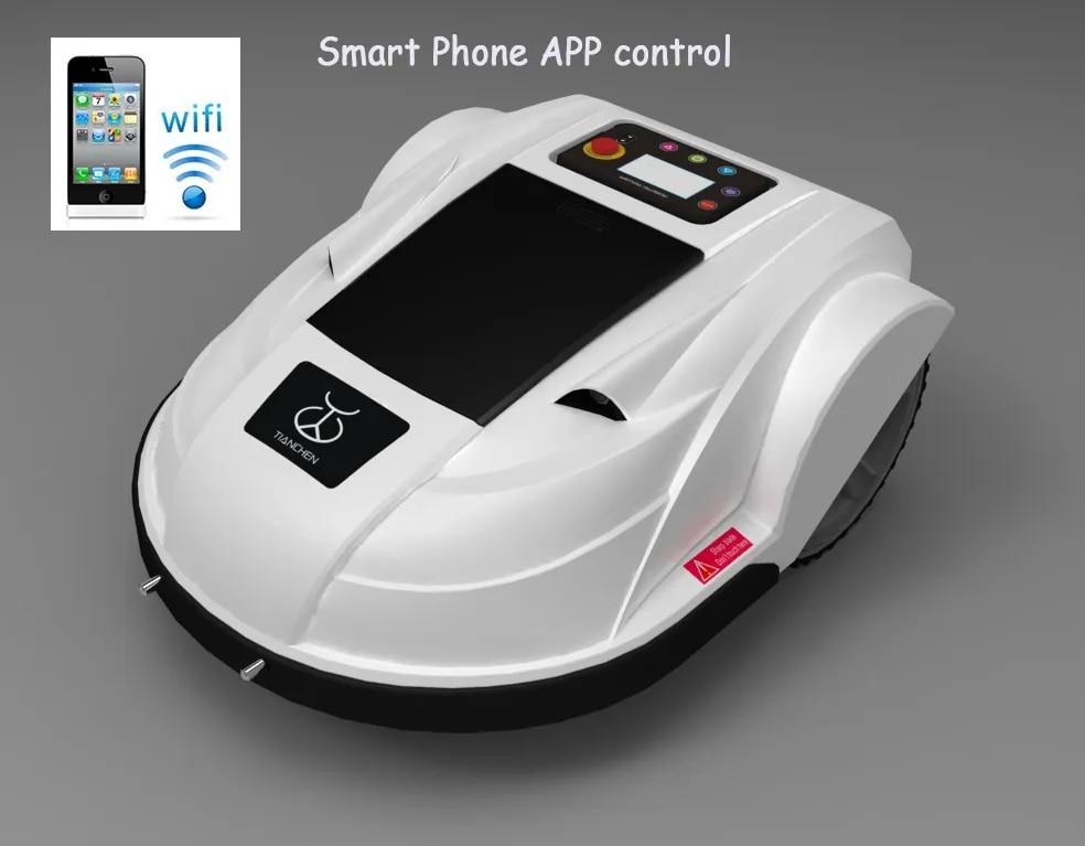 Robot tondeuse à gazon automatique S510, approuvé CE et ROHS, livraison gratuite