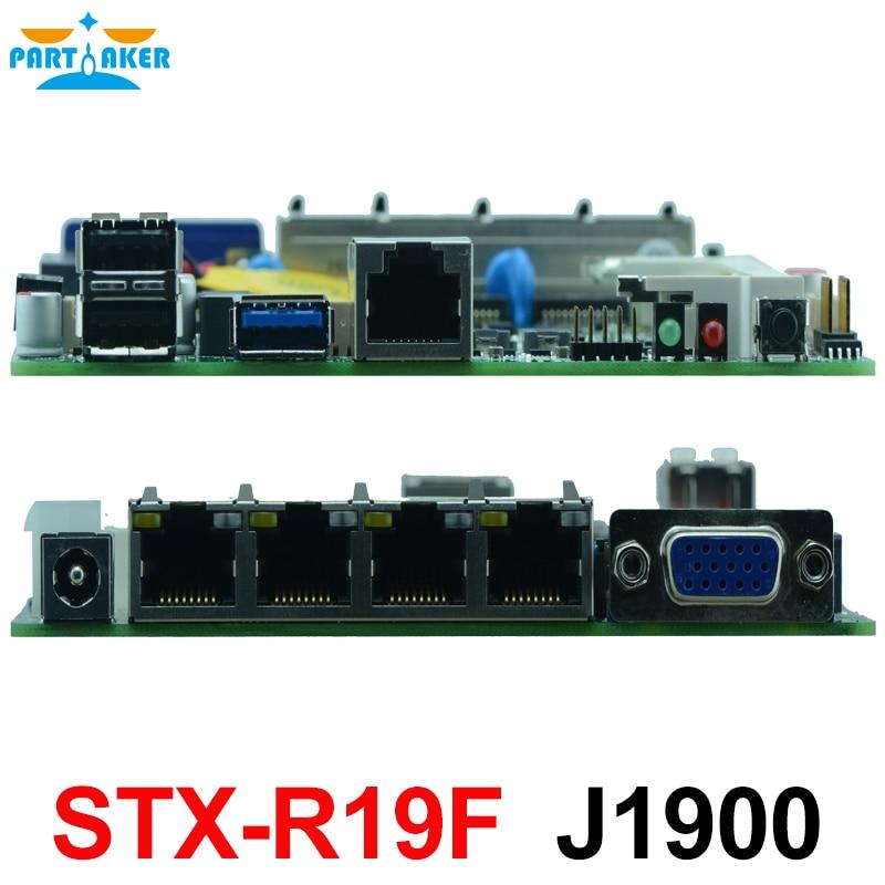 Материнская плата Intel Bay trail SOC platform firewall J1900 с поддержкой DDRIII 1 * SO 1600/1333 МГц DDR3L/1,35 в