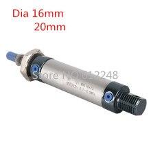 MAL cylindre pneumatique en alliage daluminium   Cylindre dair pneumatique à