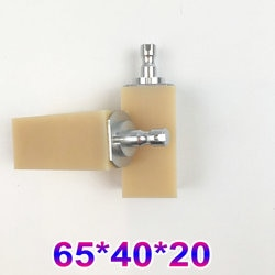 5 шт. 65*40*20 мм стоматологические Sirona PMMA диски для inLab MC X5 и inLab MC XL стоматологические PMMA блоки PMMA CAD/CAM диски для Sirona CEREC