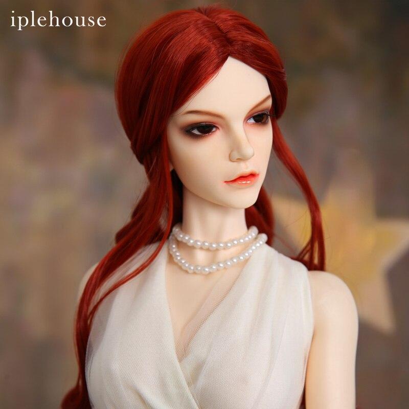 Juguetes muñeca BJD SD de resina de alta calidad para niñas, los mejores regalos de cumpleaños