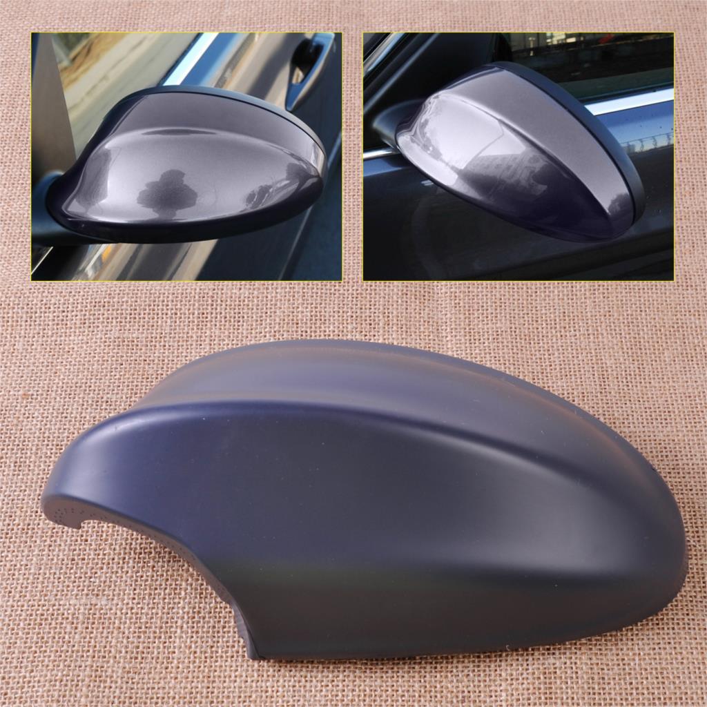 CITALL puerta izquierda cubierta del espejo tapa protectora 51167135097 para BMW E90 E91 Serie 3 325i 328i 330i 330xi 2006 para 328i 328xi 335i 335xi