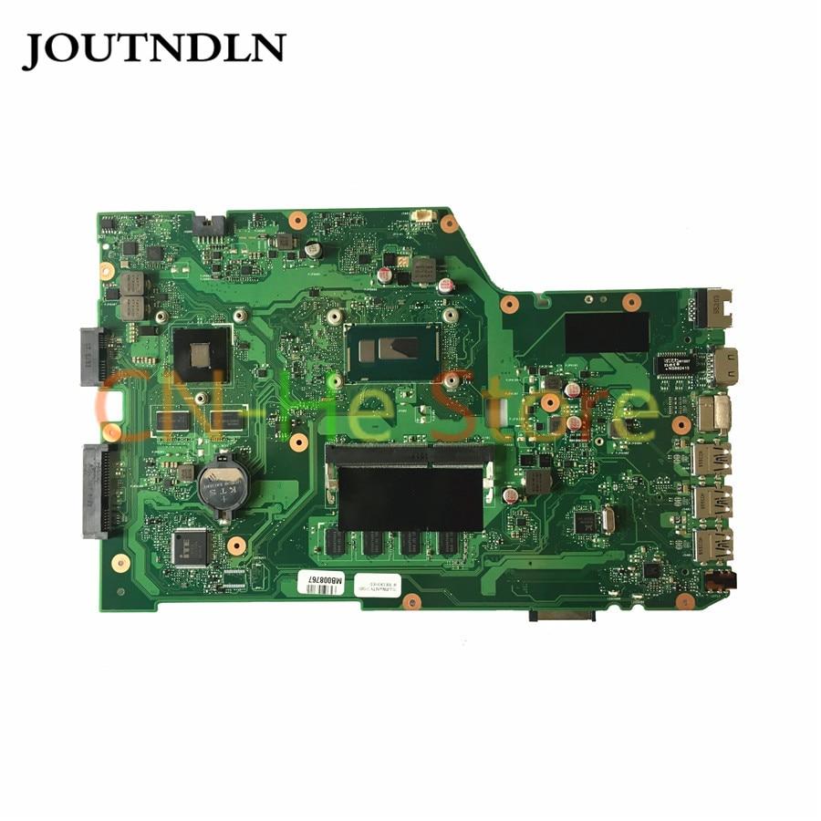 Para ASUS X751LD X751L K751L K751LN Laptop placa madre con CPU de I5-4200U y GT820M 2G tarjeta gráfica