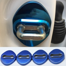 Housse de protection pour mazda 3 mazda3   Excellente coque en acier inoxydable de verrouillage de porte, style de voiture, mazdaspeed 3