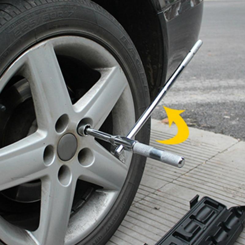 1 шт., инструмент для ремонта автомобиля, динамометрический ключ, набор, муфта для снятия шин, храповик, инструменты для удаления автомобильн...