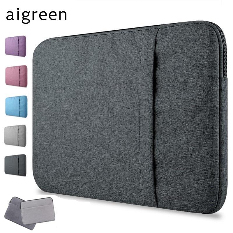 "Чехол Aigreen для ноутбука, 11"", 13"", 14"", 15"", 15,6"", сумка для Macbook Air Pro 13,3"", 15,4"""