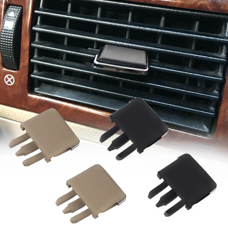 Para Toyota Corolla Volkswagen Aire acondicionado Ventilación coche centro del tablero A/C ventilación Louvre hoja aire acondicionado hoja Clip