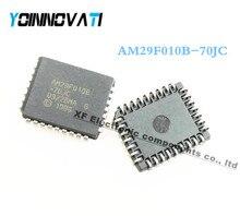 50 pçs/lote AM29F010B-70JC AM29F010B AM29F010 29F010 PLCC32 melhor qualidade.