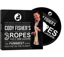 3 cordes et 1000 rires de Cody Fisher tours de magie