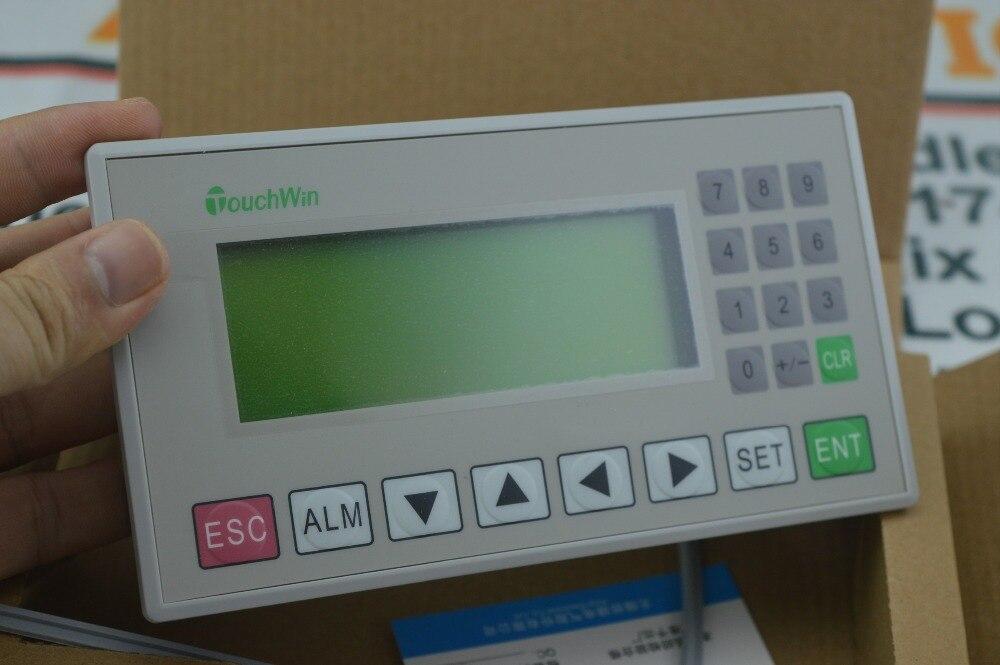 """OP320-A-S 3,7 """"192x64 OP Panel operativo OP320-A-S Pantalla de texto nuevo con Cable OP, envío rápido"""
