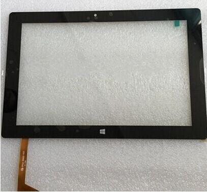 Nueva pantalla táctil original de 10,1 pulgadas para iRULU WalknBook W1005, Panel táctil de cristal digitalizador con sensor
