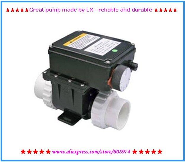 Calentador de agua LX con botón regulador ajustable de temperatura 230V 3000W 13AMP para spa de baño de China