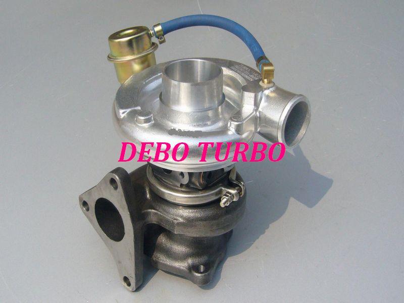 Nowy TD06-20G turbo turbosprężarka dla SUBARU WRX STI EJ20 EJ25 2.0L