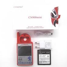 CN900Pro Newest Version CN900 Mini Transponder Key Programmer Key Maker Support 4C 46 4D 48 G Chips Copy Update Online