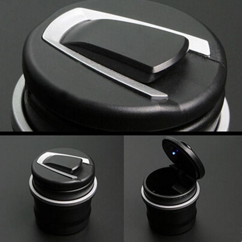 Cenicero para fumar, accesorios para mercedes w211 audi a3 8l peugeot toyota avensis peugeot 207 508 audi a4 ford s-max touran
