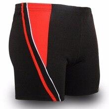 Mens Swimwear Mens Boxer Shorts plus size XXXXL Quick-drying briefs Swimsuit Swimming Trunks Male Swim Surf Bathing Suit