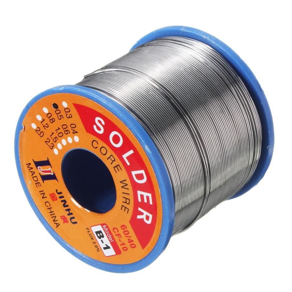 Hot Sale  250g 60/40 Rosin Core Solder Welding Iron Wire Tin Lead 2% Flux Reel Tube
