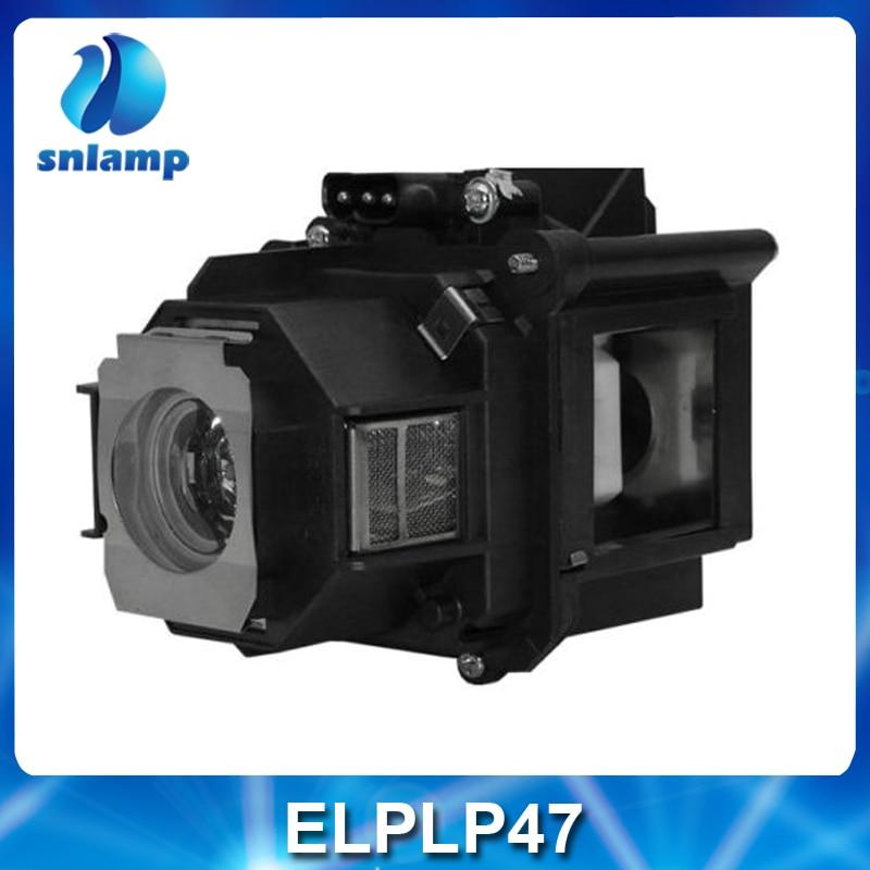 Substituição da lâmpada Do Projetor lâmpadas ELPLP47 Snlamp/V13H010L47 para EB-G5000/EB-G5100/EB-G5200W/EB-G5350/EB-G5150/EB-G5300
